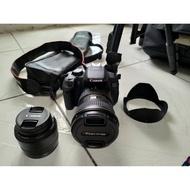 Canon 700D 腳架,50mm和Tokina 11~16mm F2.8鏡頭