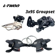LTWOO A5 3X9 27 Speed Derailleurs Groupset 9s Shifter Lever Front Derailleur 9 Speed Rear switches suit alivio m4000 DEORE m590
