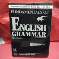 FUNDAMENTALS OF ENGLISH GRAMMAR BETTY