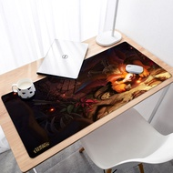 New Arrive Durable Rubber Attack On Titan Mouse Mat Large game Gaming Mouse Pad