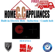 EF BUILD-IN ELECTRIC HOB-INDUCTION / COMBI HOB HB IV 2734 A | FREE DELIVERY | AUTHORIZED  DEALER |