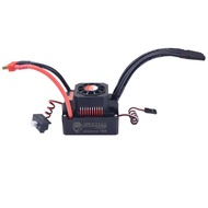 SURPASS HOBBY KK Waterproof 120a ESC Electric Speed Controller for RC 1/8 1/10 RC Car 4076 4068 Brushless Motor