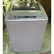 中古洗衣機 panasonic洗衣機 15公斤 內外桶皆有拆下清洗