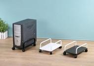 防潑水附輪電腦主機架 置物架 電腦桌【馥葉】【型號SH1060-T】