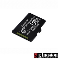 【Kingston 金士頓】★Canvas Select Plus microSDXC 256GB 記憶卡(SDCS2/256GB)