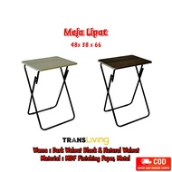 Trans Living Folding Table Table / Folding Table / Table / Folding Table / Indoor Table