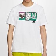 【現貨】Nike Sportswear 男裝 休閒 純棉 AF1 漫畫 卡通 白【運動世界】CT6528-100