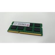 直購1600元 終身保固 創見 Transcend 低電壓 DDR3 8G 8GB 1600 12800 雙面 筆電完