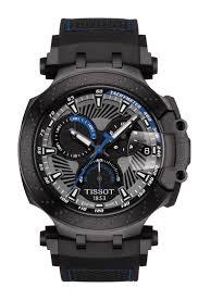 TISSOT 天梭 T1154173706102 T-RACE MOTOGP THOMAS LUTHI 2018車手限量石英計時腕錶 43mm