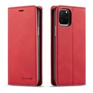 เคสหนังฝาพับแบบกระเป๋าสตางค์มีช่องใส่บัตร,เคสสำหรับ Apple iPhone 11/iPhone 11 Pro/iphone 11 Pro Max/iPhone 12 Mini/iphone 12 /Iphone 12 Pro/iPhone 12 Pro Max ปลอกหุ้ม