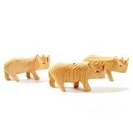 (新大成藝品行) 天然檜木恐龍 檜木犀牛 檜木恐龍 檜木吊飾  聖誕飾品 項鍊墜子 兒童玩具 買10送1