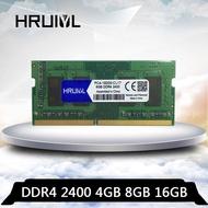 海瑞翼 筆記型 筆電型 記憶體 DDR4 2400 4GB 8GB 16GB RAM 双面颗粒 三星海力士 原廠顆粒