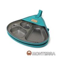 【Monterra】戶外不鏽鋼餐盤 STS UNIQUE TRAY(304不銹鋼、露營餐具、韓國品牌、炊煮)
