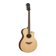 Yamaha APX600 NaturalThin-line cutaway Electric-Acoustic Guitar