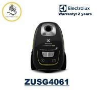 [ElectroLux] UltraSilencer Green Vacuum Cleaner (ZUSG4061) [Warranty: 2 Year]