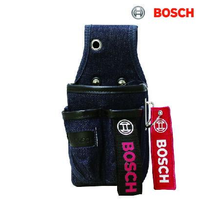 德國BOSCH 博世 JK2602 牛仔腰包-小 工具袋 萬用袋 造型包 重機彈袋