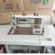 【黑豹】二手工業直驅電腦針車 平縫機 家用電動縫紉機 自動剪線 220V