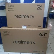 Realme 32 Inch Android Smart TV Brand New