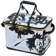 《嘉嘉釣具》Kizakura 黑魂II  KZ  新款誘餌桶 硬式餌袋 餌杓桶 磯釣