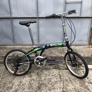 Folding Bicycle Folding Bike Size 20 Aluminum Frame Folding Bike
