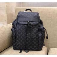 Lv backpack Original leather 1:1