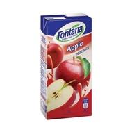 ✅Fontana 100%蘋果汁 1公升裝
