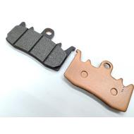 銅鐵纖維來令片 煞車皮 光陽 AK550 輻卡 B牌 卡鉗 前碟 金屬成分 改裝 KYMCO 來另片 剎車皮