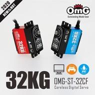 OMG-ST-32CF RC OMG 32KG Full Metal Coreless Digital Servo Waterproof HV Digital Standard