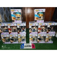 BTS DYNAMITE FUNKO POP ( 7pcs./ SET ) All WITH BOSS PROTECTOR