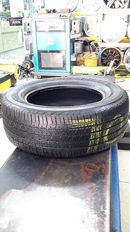 Used Tyre Secondhand Tyre (With Installation) Bridgestone Dueler H/T 265/60R18 70%Bunga Per 1pc