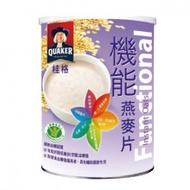 桂格機能燕麥片(700g-單罐)【杏一】