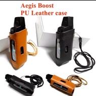 WoW 墨慌 Geekvape Aegis Boost 皮套 保護套 非 矽膠套