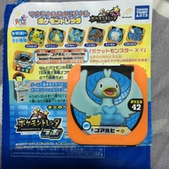 神奇寶貝 tretta 稀有P卡,藍灰鴨,日本正版全新卡