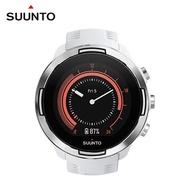 SUUNTO 9 Baro White 堅固強勁,超長電池續航力 及 氣壓式高度 的多項目運動GPS腕錶【時尚白】