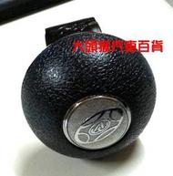 【大頭猴汽車百貨】好力馬 方向盤輔助器 輔助 開車 銀黑 世界專利