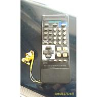 JVC傳統電視遙控器RM-C424TV
