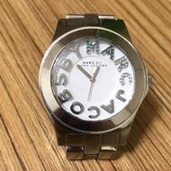 MARC BY MARC JACOBS MJ手錶 (MBM3136)銀色鋼錶帶女生腕錶