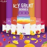 【In Stock】 ✨[PACK OF 6] IFLEX Flavor 2ML/ E-Cigarettes Vape Juice E-Liquid Cartridge Close Pod System---【LUSH LYCHEE】✨