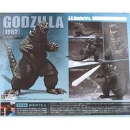 Bandai S.H. Monsterarts Godzilla 1962 Original and brand new Japanese Kaiju