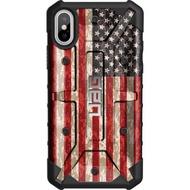 【美國代購】UAG-適合Apple iPhone X / X s 軍用摔落測試手機殼 - 美國數碼迷彩旗