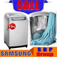 Samsung 13kg Fully Auto Washing Machine WA13F5S3QRY/FQ MESIN BASUH