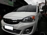 <自售>正 2014 NEW COLT PLUS 頂級豪華版 白色