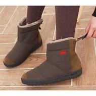 🔥現貨在台🔥 韓製 小皇冠輕羽絨防水短筒雪靴 現貨 韓國 雪靴 [DOKKI0106]