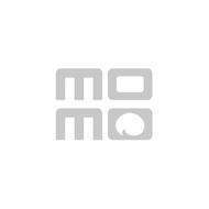 【BASEUS】倍思輕薄便攜USB三檔風速可折疊收納汽車後座頭枕用風扇/桌面風扇(白色)