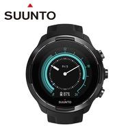 SUUNTO 9 Baro Black 堅固強勁,超長電池續航力 及 氣壓式高度 多項目運動GPS腕錶【經典黑】