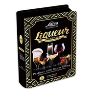 義大利萊卡Laica綜合酒心巧克力書本造型禮盒104g【愛買】