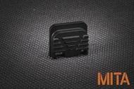 【KUI】【黑色】MITA 3D列印 GLOCK 克拉克滑套後蓋 for VFC GEN3/ GEN4