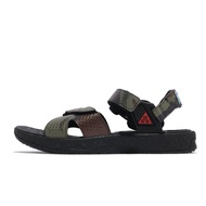 Nike 涼鞋 ACG Air Deschutz Fuji Rock 黑綠 迷彩 男女鞋【ACS】 CZ3776-001