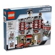 [絕版出清][全新未拆][只限郵寄] Lego 10197 Fire Brigade