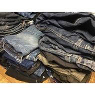 Lady's 3/4 Pants • Bale 100kg • Ladies • Kids • Adult • Bundle
